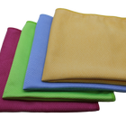 Softtex 40x40 cm Sarı Renk Microfiber Cam Bezi