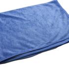 Softtex 50x70 cm Mavi Microfiber Temizlik Bezi