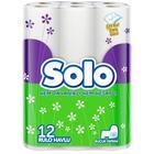 Solo 24'lü Natürel Kağıt Havlu