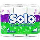 Solo 6'lı Kağıt Havlu