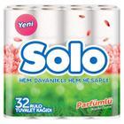 Solo Parfümlü 3x32'li Çoklu Paket Tuvalet Kağıdı