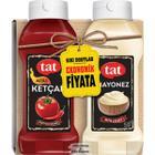 Tat Sıkı Dostlar 650 gr Ketçap + 560 gr Mayonez