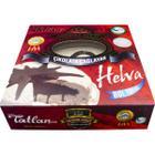 Tatlan 600 gr Premium Çikolata Çağlayanı Helva