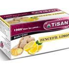 Tisan 20 Süzen Poşet Zencefil Limon Bitki Çayı