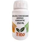 Tito 250 ml Çilekli Cheesecake Aroması