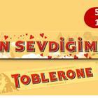 Toblerone Sevgililer Günü Paketi  5 Adet X 100 gr