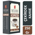 Trescol 250 gr Espresso Çekirdek Kahve