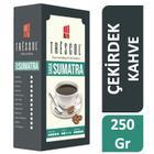 Trescol 250 gr Sumatra Çekirdek Kahve