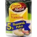 Ülker Bizim Mutfak 5'li Şekerli Vanilya
