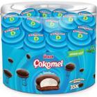 Ülker Çokomel Sade 35x12 420 gr Marshmallow Bisküvi