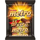 Ülker Metro 5'li 18 Adet Çikolata