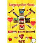 Ülker Sevgiliye Özel Aşk Çikolata Atıştırmalık Paketi