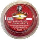 Uslu Selim Uşak Yöresi 3 kg Al Ballı Kırmızı Helva