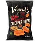 Vegat's 50 gr  Acı Paprikalı Fırınlanmış Nohut Cİpsi
