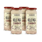 Veg&Bones 4x480 ml Kelle Paça Çorbası