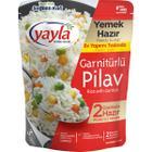 Yayla Hazır  250 gr Garnitürlü Pirinç Pilavı