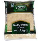 Yazar 2x2 kg Gönen Baldo Pirinç