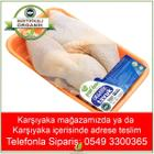 Yeşil Küre Organik Tavuk Kalçalı But 800 gr