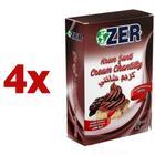 Zer 4x150 gr Kakaolu Krem Şanti