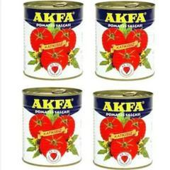 Akfa 4x830 gr Domates Salçası