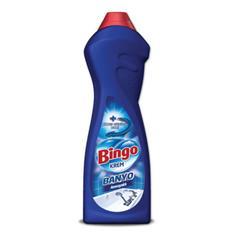Bingo Amonyaklı 750 ml Banyo Temizleyici Krem