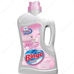 Bingo Fresh Mutlu Yuvam 2,5 lt Yüzey Temizleyici