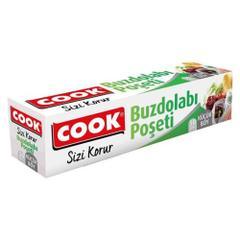 Cook Küçük Boy Buzdolabı Poşeti