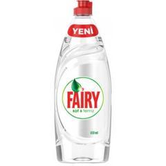 Fairy Saf ve Temiz 650 ml Bulaşık Deterjanı
