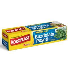 Koroplast 40'lı Küçük Boy Buzdolabı Poşeti