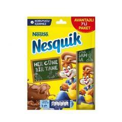 Nestle Nesquik 7x14.3 gr Kakaolu Toz İçeçek