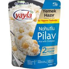 Yayla Hazır 250 gr  Nohutlu Pirinç Pilavı