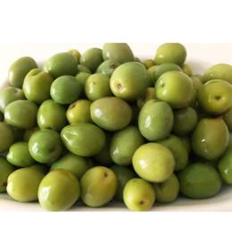1 kg Hatay Halhalı Yeşil Zeytin