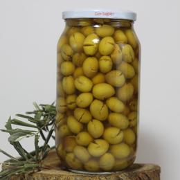 1 kg Yeşil El Kırması Zeytin