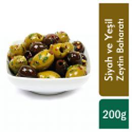 200 gr Siyah Ve Yeşil Zeytin Baharatı