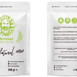 250 gr Sarımsaklı İri Yeşil Zeytin