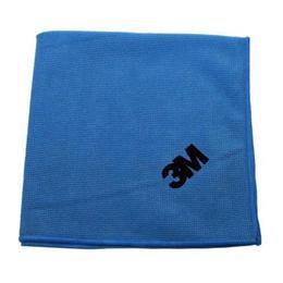 3M SB2012 Mavi 10'lu Mikrofiber Temizlik Bezi