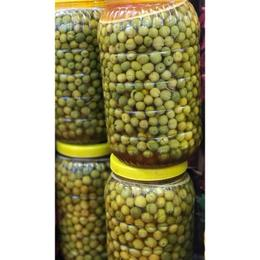 5 kg Hatay Halhalı Yeşil Zeytin Kırma