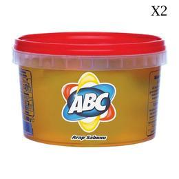 Abc 2x750 ml Arap Sabunu Gliserinli