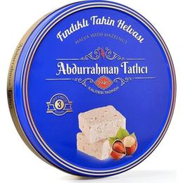 Abdurrahman Tatlıcı 650 gr Fındıklı Tahin Helvası
