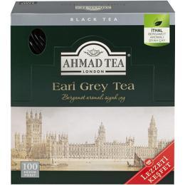 Ahmad Tea 100'lü Earl Grey Bardak Poşet Çay