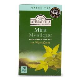 Ahmad Tea Mint Mystique Flavoured Green Tea  40 g Poşet Çay 20'li