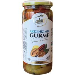 Alan Akdeniz 450 gr Mix Gurme Yeşil Zeytin