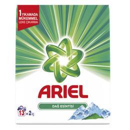 Ariel Dağ Esintisi 2 kg Çamaşır Deterjanı