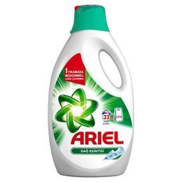 Ariel Dağ Esintisi 33 Yıkama Sıvı Çamaşır Deterjanı