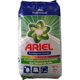 Ariel Dağ Esintisi Renkliler İçin 10 kg Toz Çamaşır Deterjanı