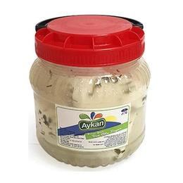 Aykan 1 kg Yarım Yağlı Van Otlu Peyniri