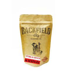 Backfield Roasting Co. 1000 gr Kafeinsiz Türk Kahvesi