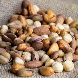 Baharatgiller 500 gr Lüks Karışık Kuruyemiş