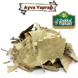 Bakkal Hasan 1 kg Ayva Yaprağı