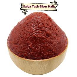 Bakkal Hasan 10 kg Halis Gaziantep Tatlı Biber Salçası